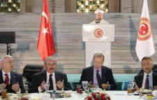 اردوغان3 226x145 - تصاویر/ مراسم افطاری تشریفاتی مقامات در ترکیه