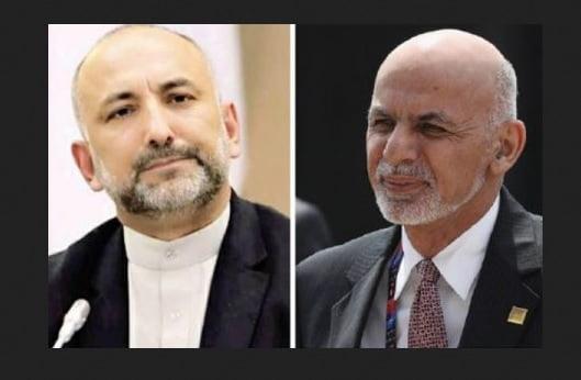 اشرف غنی حنیف اتمر - حنیف اتمر: امروز آخرین روز حکومت اشرف غنی است!