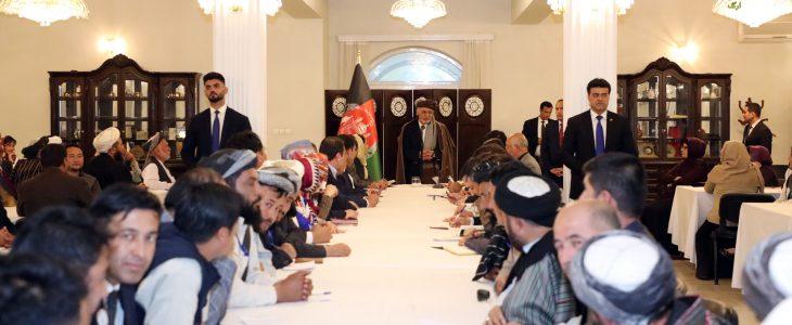 اشرف غنی 2 - دستور رییس جمهور غنی برای افزایش امنیت در ولایات شمالی کشور