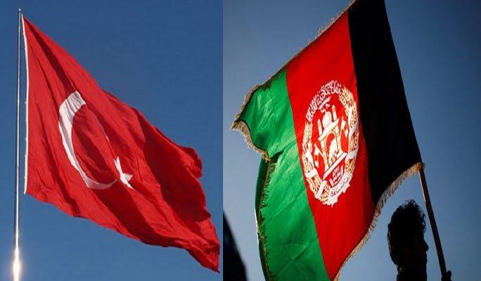 افغانستان ترکیه - مساعدت ۴٫۵ ملیون دالری ترکیه به افغانستان