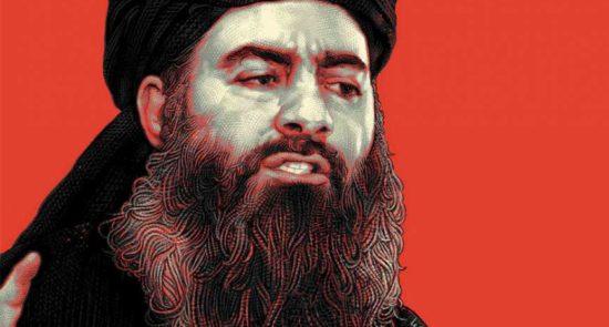 البغدادی 1 550x295 - جنجال بین مقامات روسیه و امریکا بر سر کشته شدن رهبر داعش