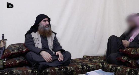 البغدادی 2 550x295 - اردوی ملی بریتانیا: البغدادی در لیبیا پنهان شده است