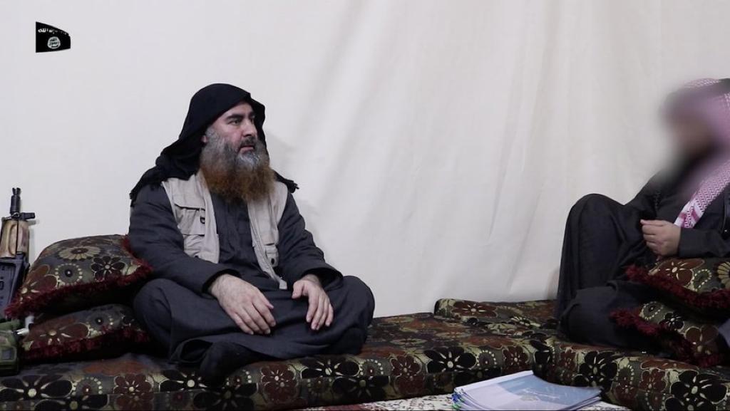 البغدادی 2 - اردوی ملی بریتانیا: البغدادی در لیبیا پنهان شده است
