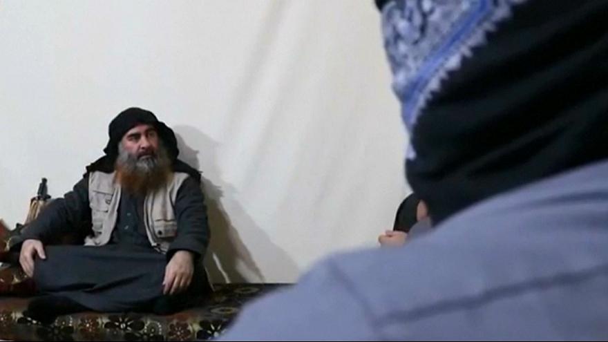 البغدادی. - مقام عراقی: البغدادی در شمال افغانستان حضور دارد