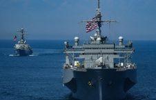 امریکا ناو 226x145 - واکنش پکن نسبت به تحرکات امریکا در بحر چین جنوبی