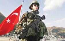 ترکیه 226x145 - آغازعملیات اردوی ترکیه در شمال سوریه
