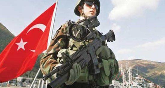 ترکیه 550x295 - خشم کشورهای عربی از حضور نظامی ترکیه در شمال سوریه و عراق