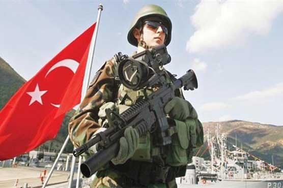 ترکیه - خشم کشورهای عربی از حضور نظامی ترکیه در شمال سوریه و عراق