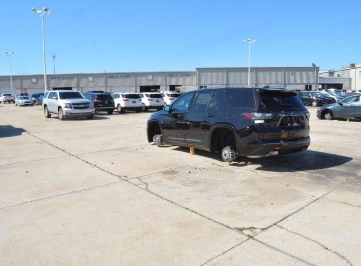 تیر موتر 5 - تصاویر/ ریکورد عجیب دزدان امریکایی در سرقت تیر موتر