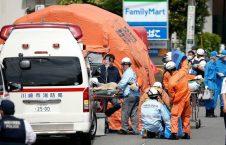 جاپان چاقو 2 1 226x145 - تصاویر/ حمله ای خونین به جمعی از کودکان در جاپان