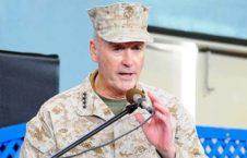 جنرال جوزف دنفورد 226x145 - جنرال دنفورد خواستار تداوم حضور عساکر امریکایی در افغانستان شد