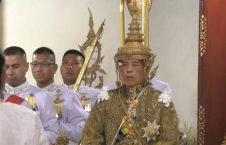 راما ایکس 226x145 - تصاویر/ تاجگذاری پادشاه جدید تایلند