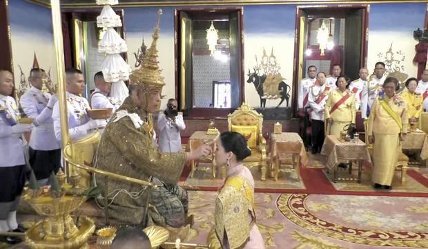 راما ایکس2 - تصاویر/ تاجگذاری پادشاه جدید تایلند
