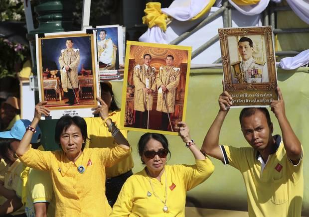 راما ایکس4 - تصاویر/ تاجگذاری پادشاه جدید تایلند