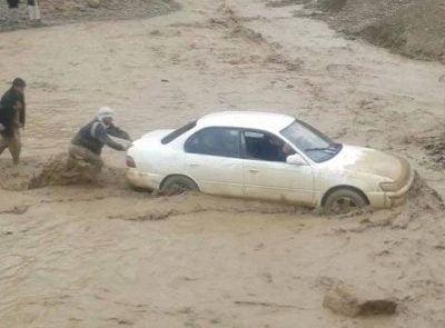 سیلاب 400x295 - احتمال وقوع سیلاب در شماری از نقاط کشور