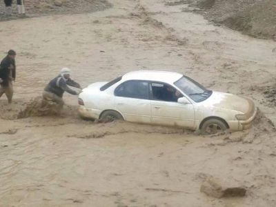 سیلاب - احتمال وقوع سیلاب در شماری از نقاط کشور
