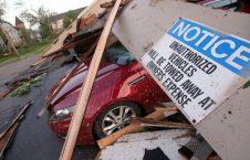 طوفان اوهایو امریکا 6 226x145 - تصاویر/ اوهایو امریکا غرق در تاریکی شد
