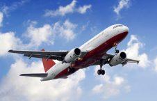 طیاره 226x145 - خط هوایی ترانزیتی کابل – امارات افتتاح شد