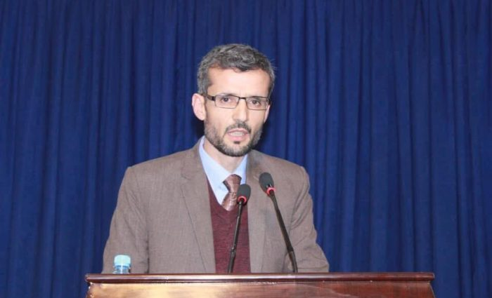 عبدالتواب بالاکرزی - تعین عبدالتواب بالاکرزی به حیث سرپرست جدید وزارت تحصیلات عالی