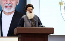 عبدالررب رسول سیاف 226x145 - توصیه سیاف به برهم زننده گان نظم لویه جرگه مشورتی صلح
