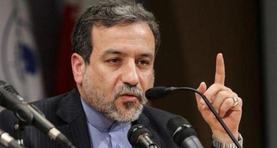 عراقچی 1 550x295 - واکنش وزارت امور مهاجرین و عودت کننده گان به اظهارات تهدید آمیز یک مقام ایرانی