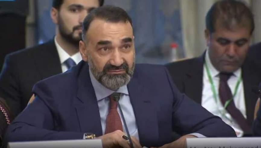 عطا محمد نور - عطا محمد نور: به حضور نیروهای خارجی در کشور نیازی نیست