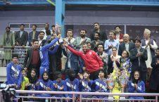 فوتسال بانوان 2 226x145 - تیم استقلال قهرمان لیگ برتر فوتسال بانوان کابل