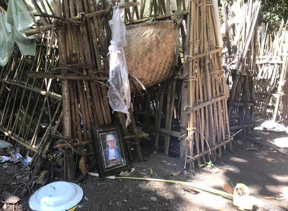 قبرستان5 - سنت ترسناک قریه نشینان اندونزیا برای مردگان + تصاویر(18+)