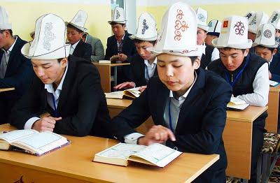 قرغزستان - ترویج افراط گرایی با راه اندازی مکاتب مخفی در قرغزستان
