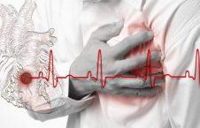 قلب 226x145 - هشدار صبحگاهی برای قلب های مریض