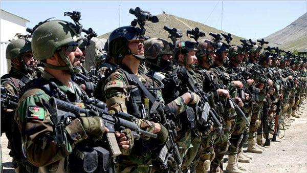 قوای مسلح افغان - واکنش وزارت امور داخله به تحریم قوای مسلح افغانستان توسط امریکا