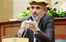 دفاع معاون اول مشرانو جرگه از حقوق مردم افغانستان