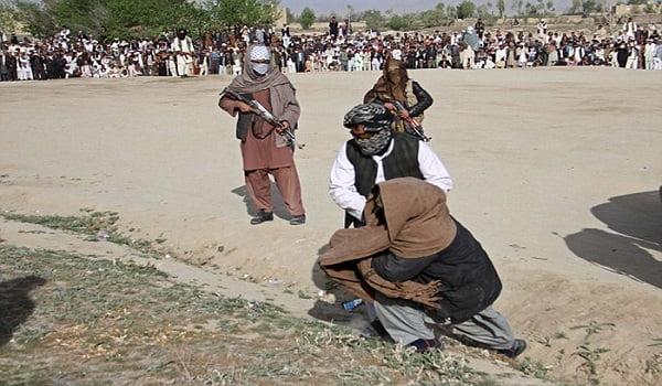 محکمه صحرایی - سرنوشتی شوم برای مسوول محکمه صحرایی طالبان در ولایت غور