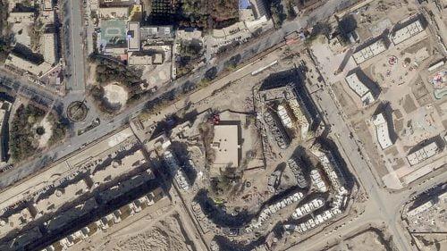 مساجد سینکیانگ2 - تخریب کامل مساجد مسلمانان سینکیانگ در چین