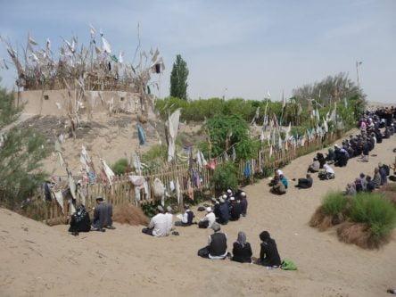 مساجد سینکیانگ4 - تخریب کامل مساجد مسلمانان سینکیانگ در چین