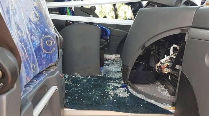 مصر3 - تصاویر/ انفجار بس گردشگران خارجی در مصر