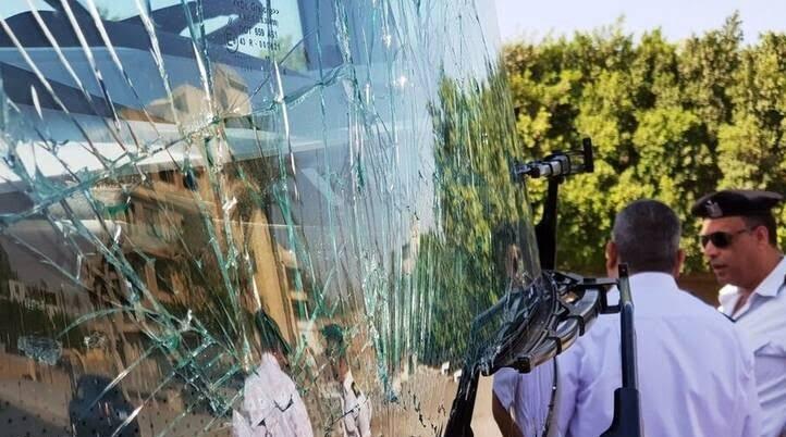 مصر4 - تصاویر/ انفجار بس گردشگران خارجی در مصر
