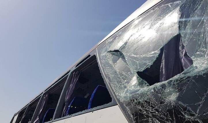 مصر5 - تصاویر/ انفجار بس گردشگران خارجی در مصر