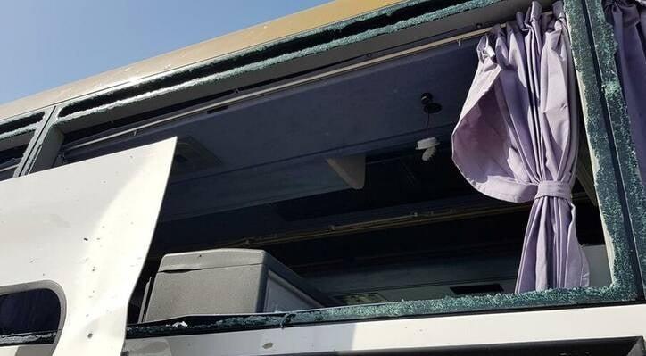 مصر7 - تصاویر/ انفجار بس گردشگران خارجی در مصر