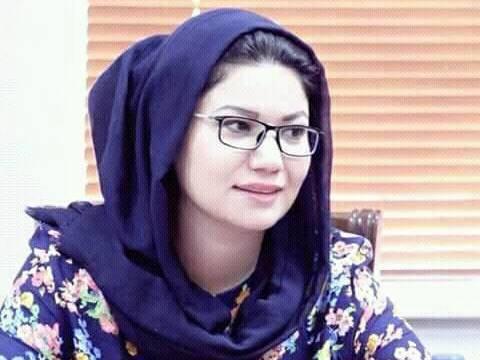 منیره یوسف زاده - انتقاد به اشرف غنی برای انتخاب منیره یوسف زاده به سمت معاون وزارت دفاع ملی کشور