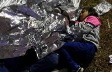 مهاجران3 226x145 - تصاویری از مصیبت های مهاجران در سرحدات امریکا