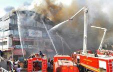 هند آتش 226x145 - هند؛ دهها متعلم در آتش سوخت