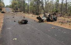 هند 226x145 - تصویر/ انفجار مرگبار در هند