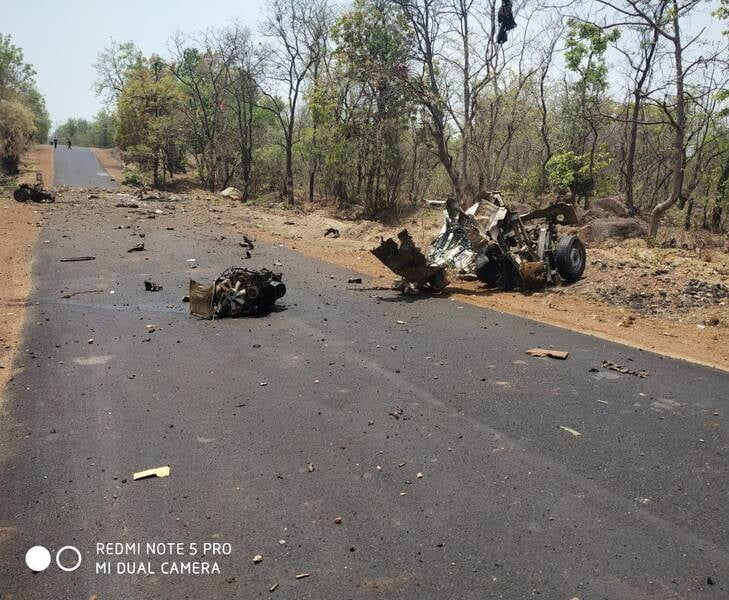 هند - تصویر/ انفجار مرگبار در هند