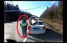 ویدیو تصادف وحشتناک پولیس شاهراه 226x145 - ویدیو/ تصادف وحشتناک پولیس در شاهراه