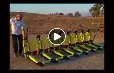 ویدیو نبرد موتر سنگین موانع پرقدرت 226x145 - ویدیو/ نبرد موترهای سنگین با موانع پرقدرت