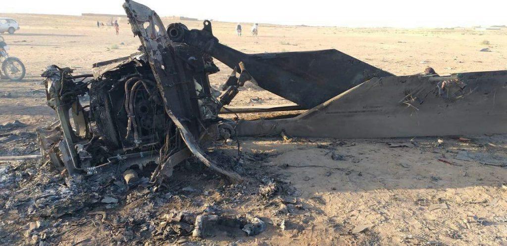 چرخبال امریکا 4 1024x498 - تصاویر/ سقوط چرخبال سی اچ 47 شینوک نیروهای امریکا در افغانستان
