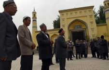 چین مسلمان 226x145 - تخریب کامل مساجد مسلمانان سینکیانگ در چین