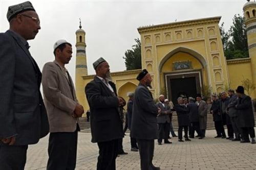 چین مسلمان - تخریب کامل مساجد مسلمانان سینکیانگ در چین