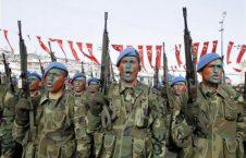 کماندوهای اردوی ترکیه